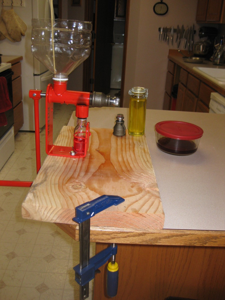 What about making oil once power is off.  Cooking oil, health oil etc etc-001.jpg