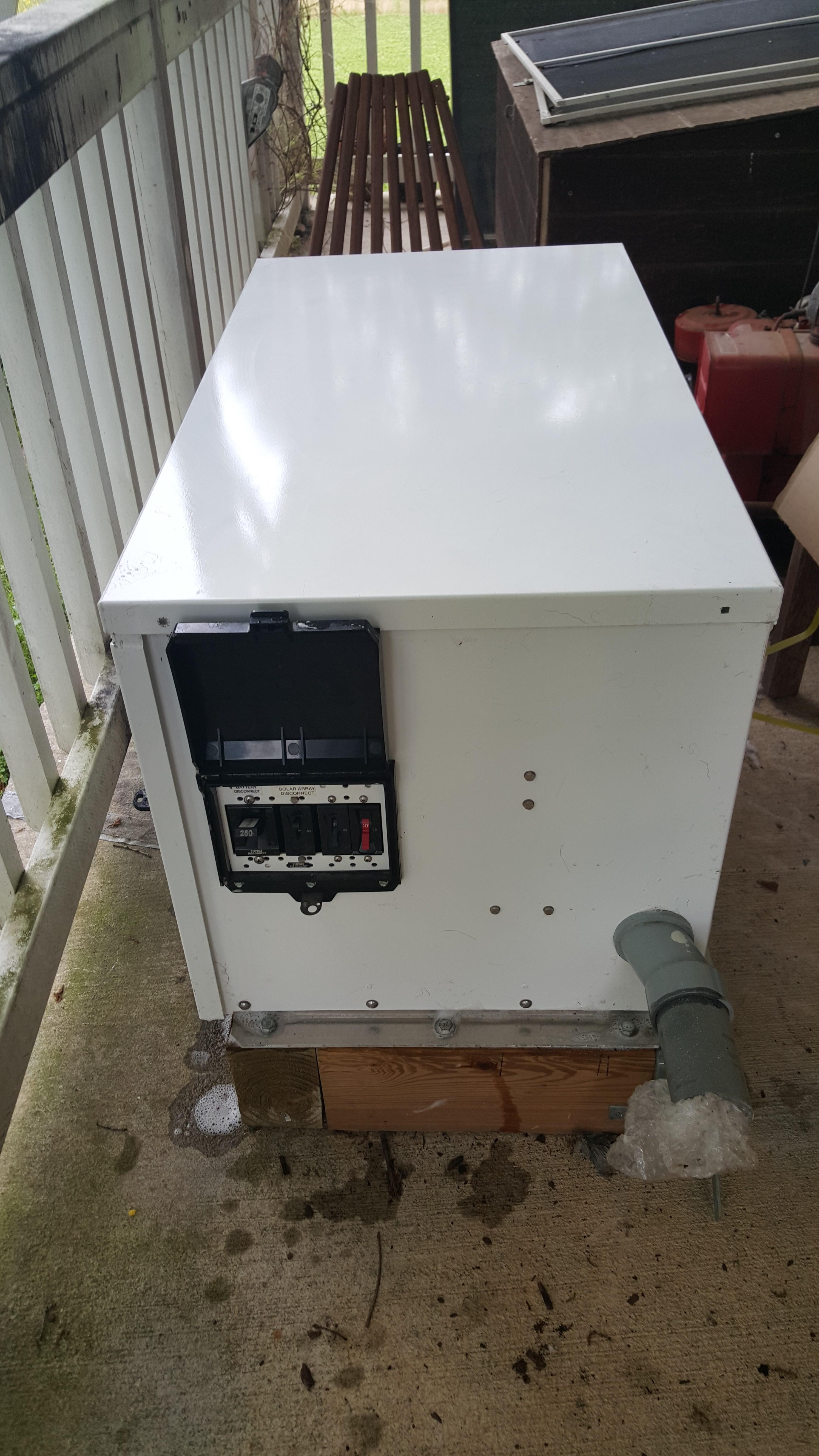 Solar Inverter / charger controller off grid system-20160517_091236.jpg