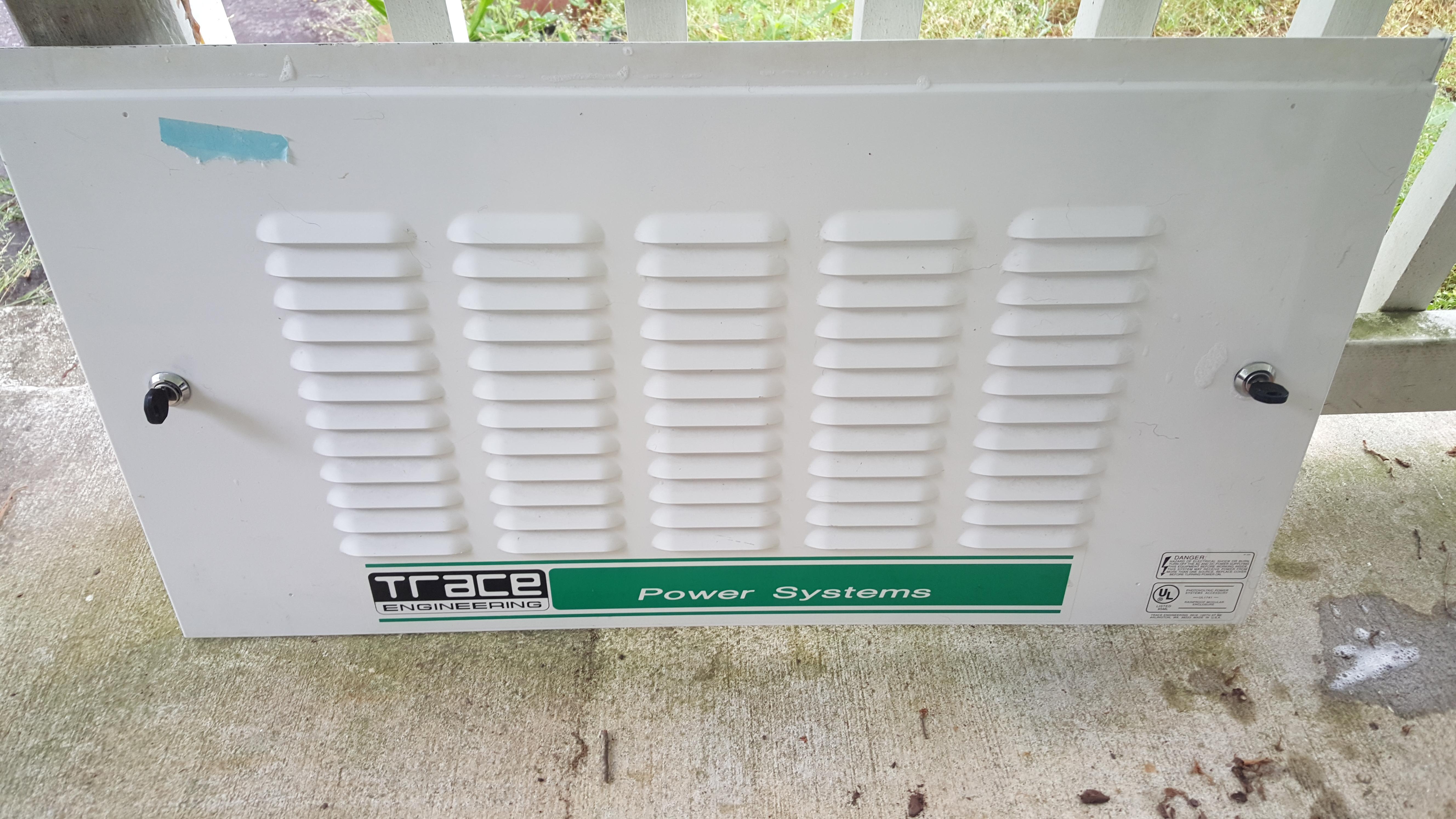 Solar Inverter / charger controller off grid system-20160517_091334.jpg