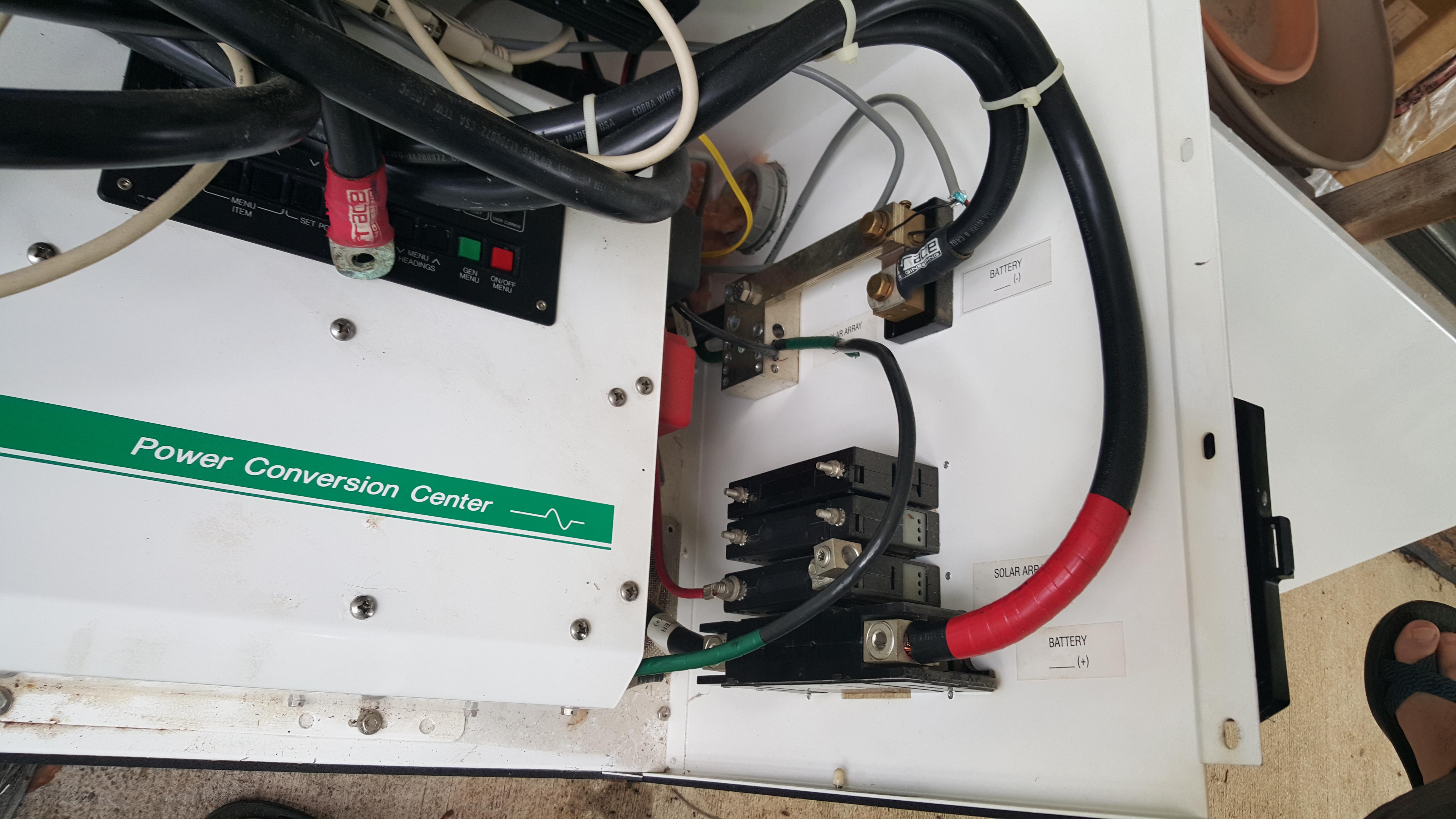 Solar Inverter / charger controller off grid system-20160517_091536.jpg