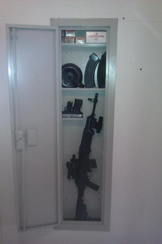 Stack-On IWC-55 In-Wall Cabinet (Great for Hidden Preps also) Concealed wall Safe-31bb9r5thgl.jpg