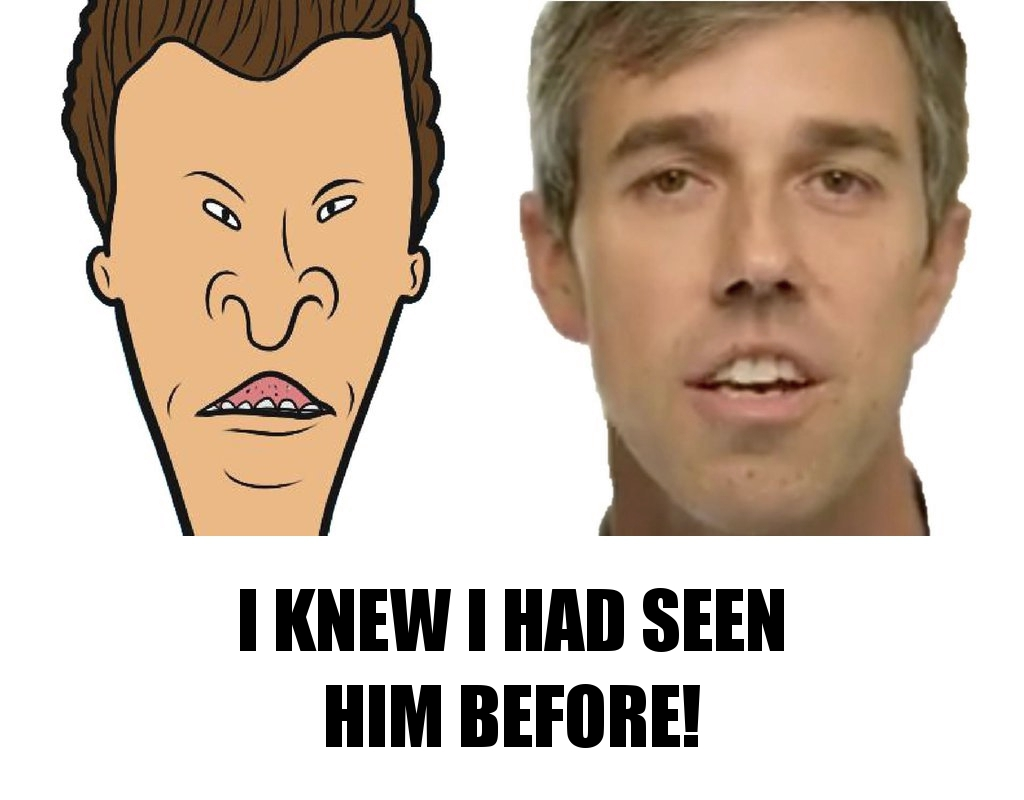 """And so it begins, Beta O'rouke calls FBI on TX State Rep for """"Come and Take It! tweet-beto-meme.jpg"""