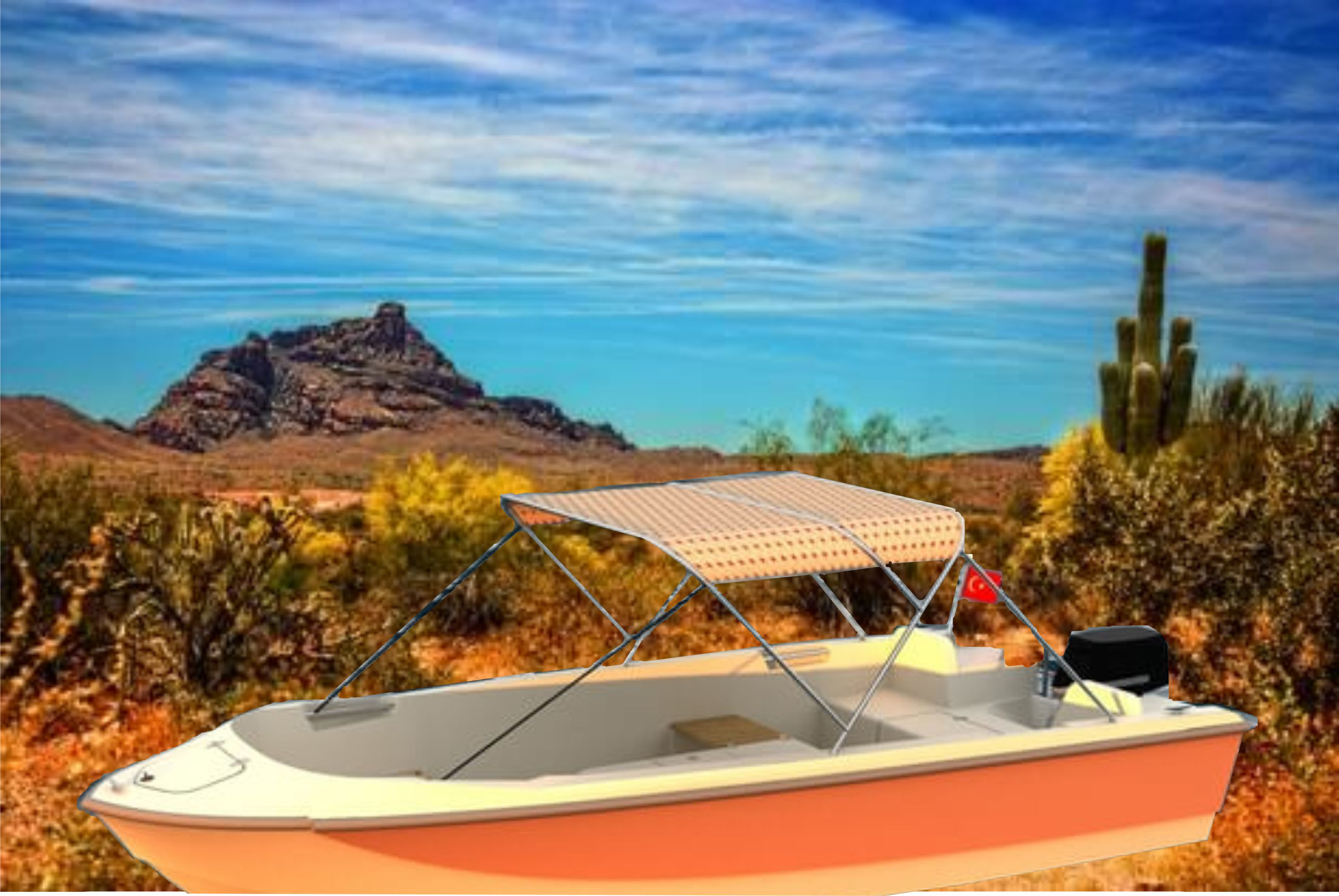 Small Boats  For SHTF Situations-boat-desert.jpg