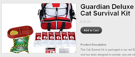 Survival Gear Website Specializing in Survival Kits and Long Term Food Storage!-catbag.jpg
