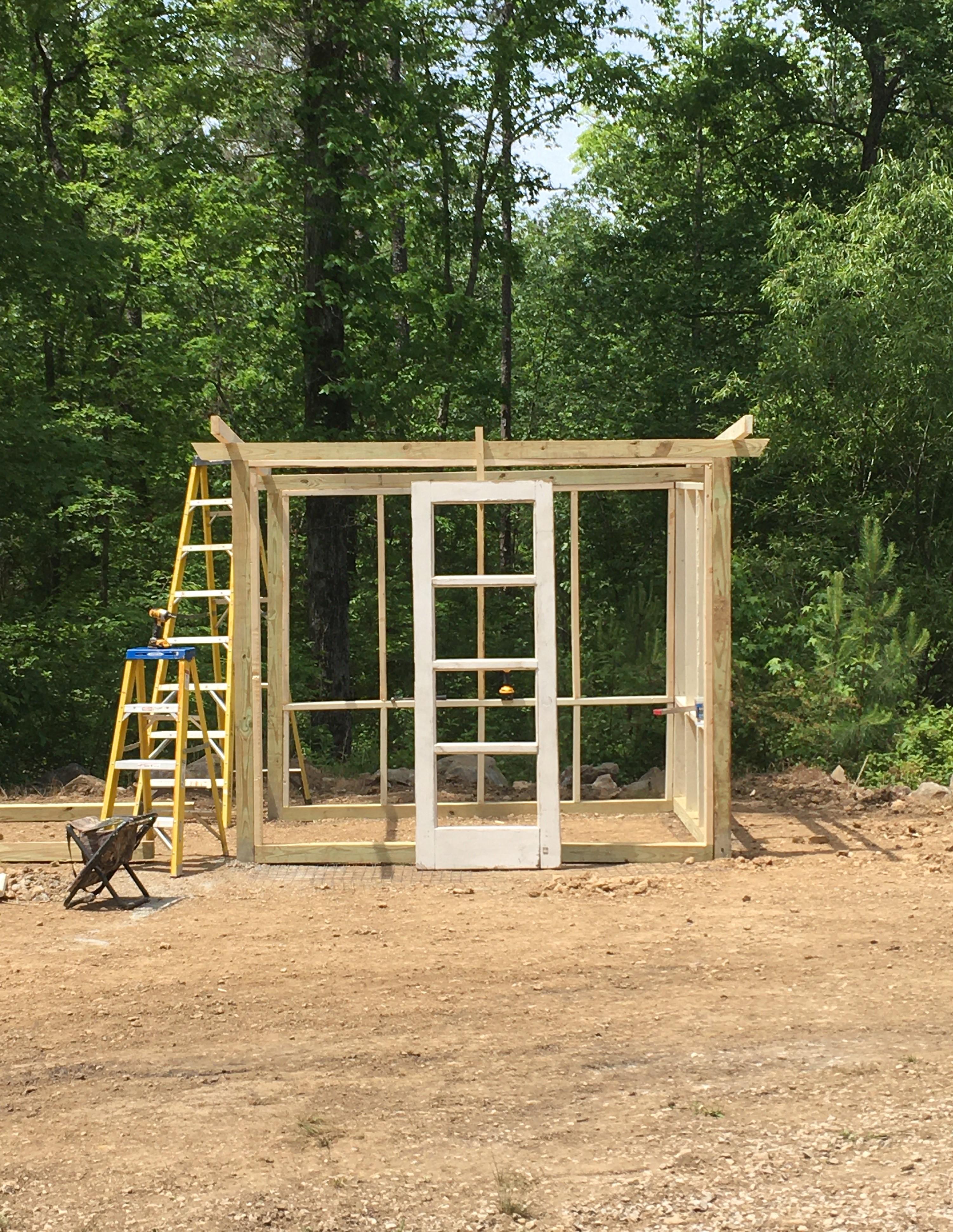 Slippy's Chicken Coop & Chicken Run Build!-coop-4.jpg