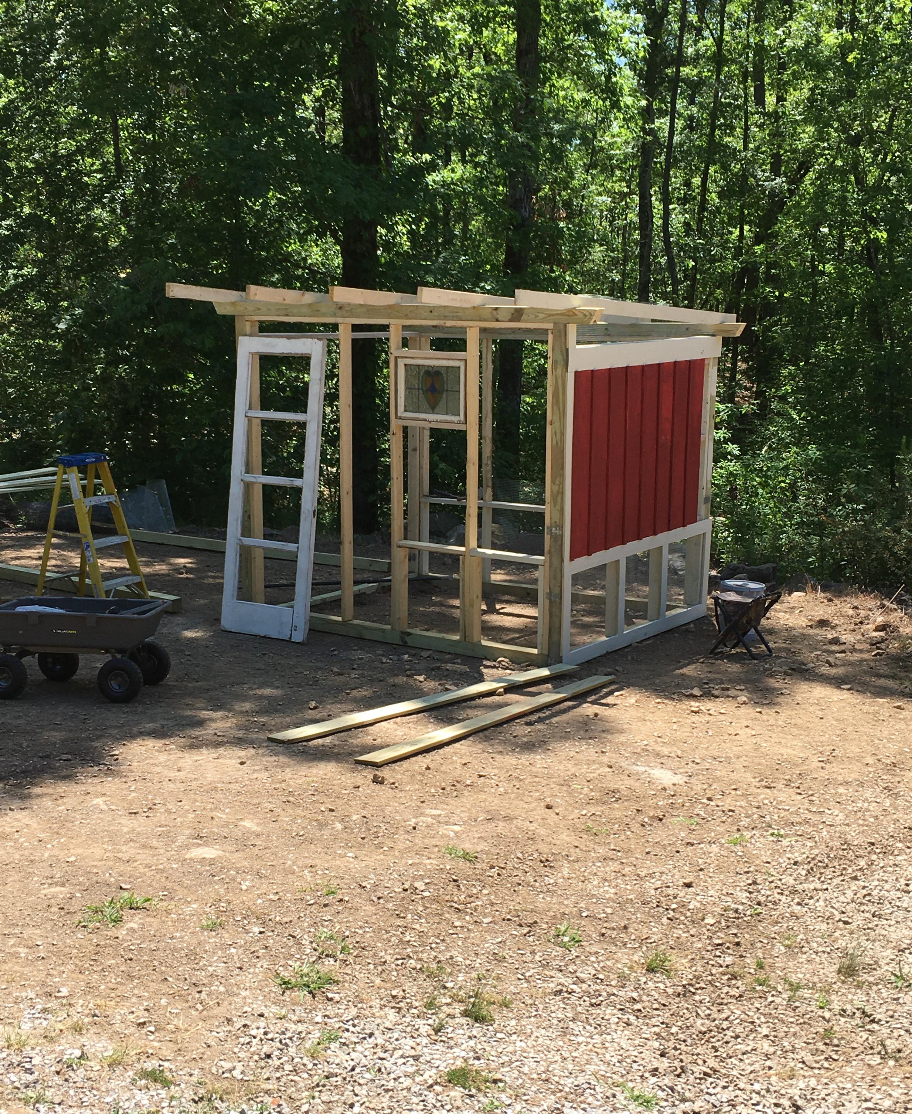 Slippy's Chicken Coop & Chicken Run Build!-coop-5.jpg