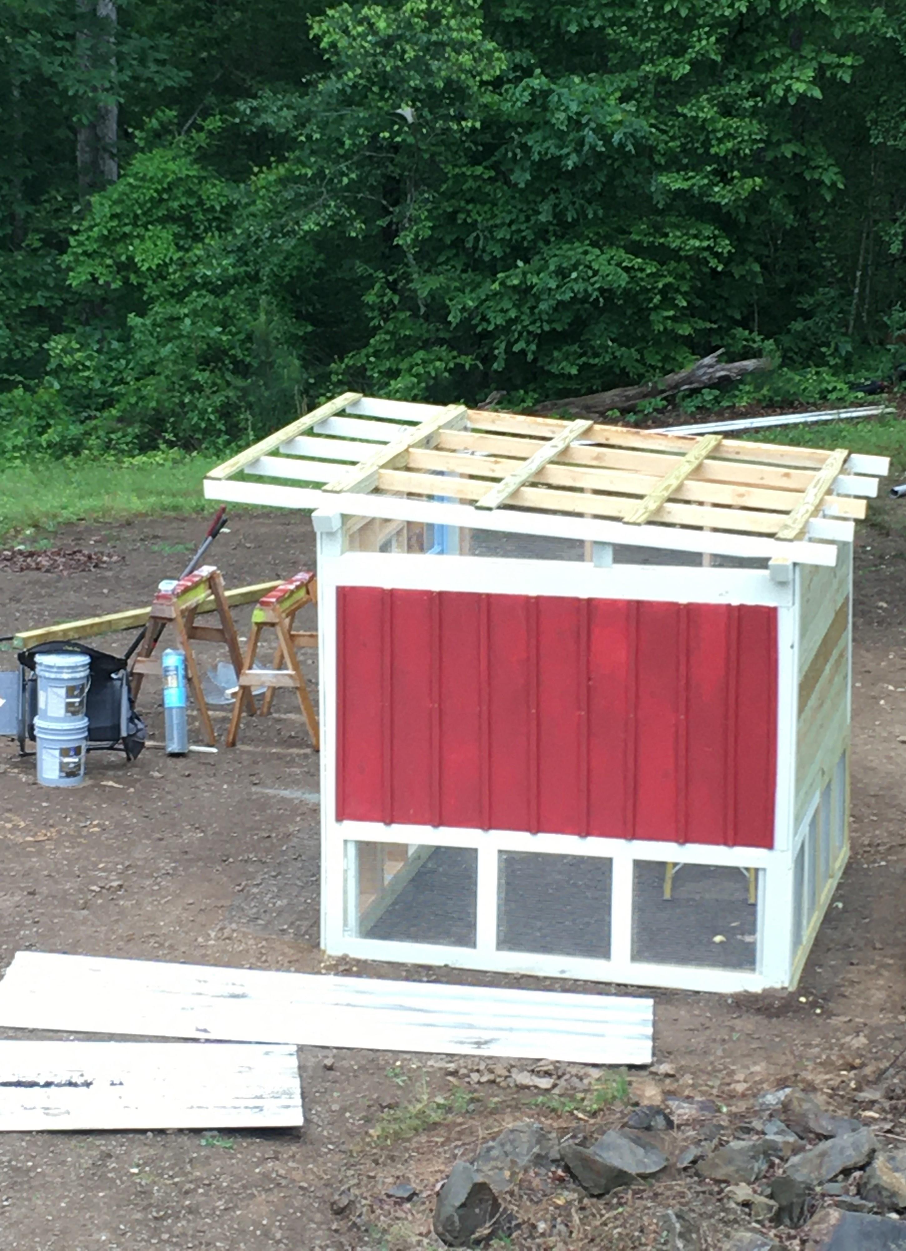 Slippy's Chicken Coop & Chicken Run Build!-coop-7.jpg
