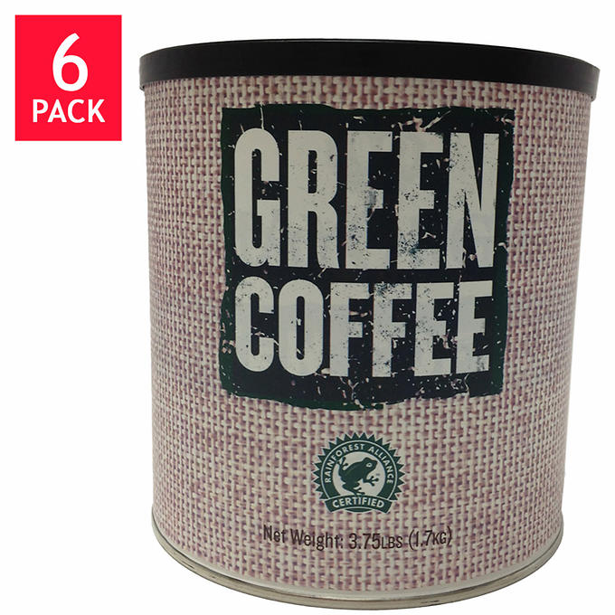 Do you have survival coffee included in your survival food supplies?-costco-green.jpg