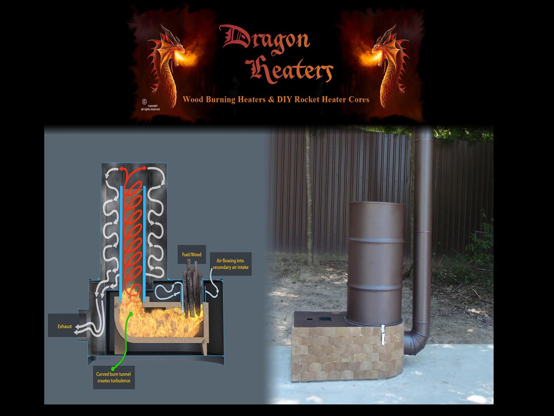 Dragon Heaters