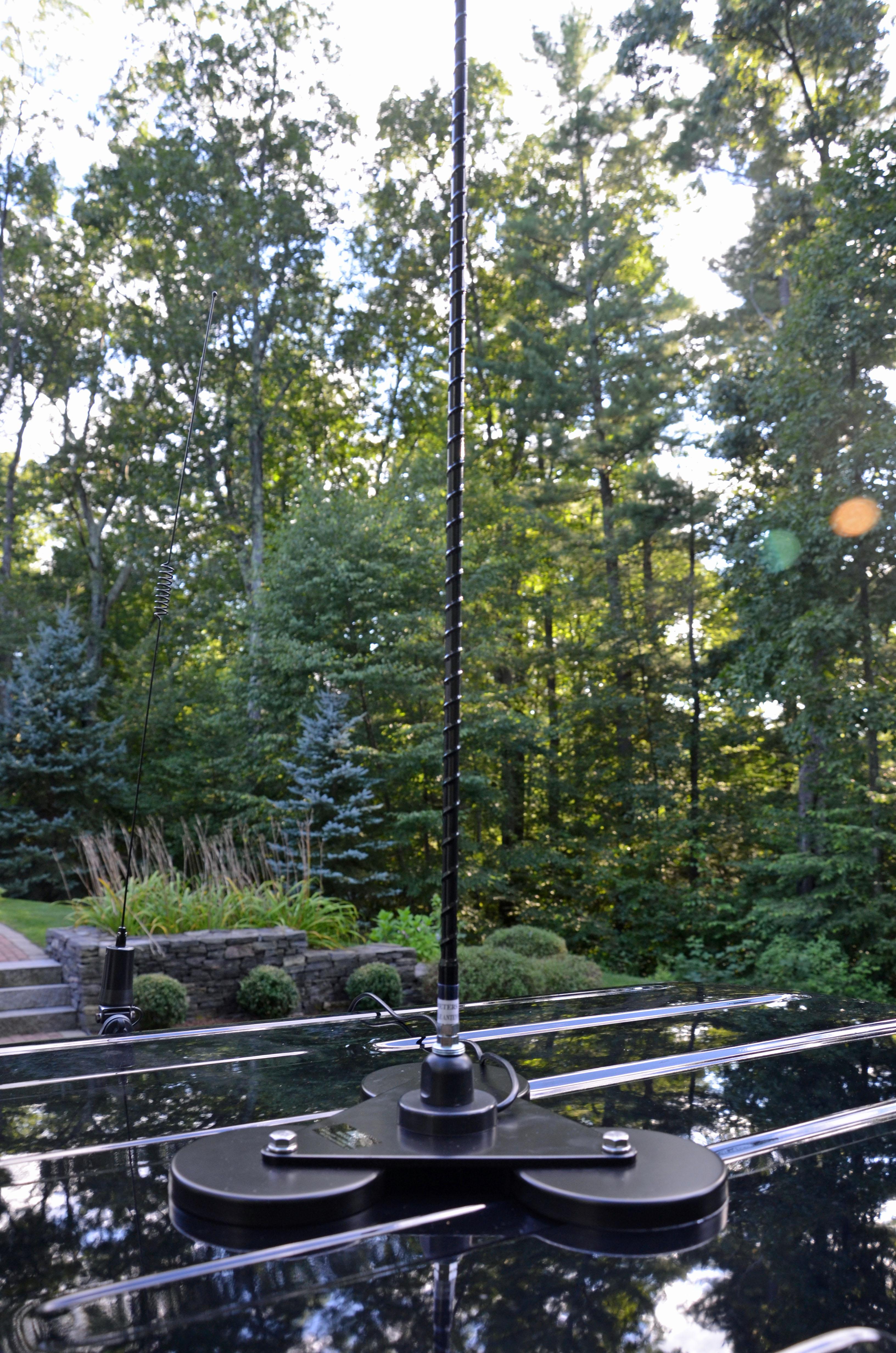 Need help/advice on HF Ham radio antenna portable and base