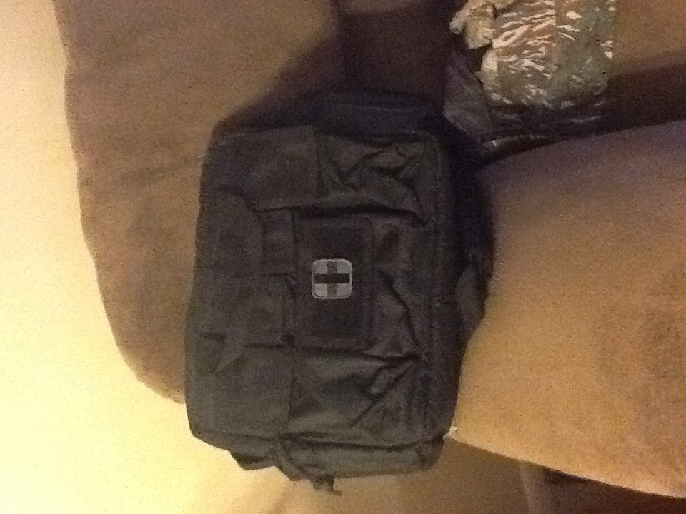 LAPolicegear Jumbo Bail Out Bag Review