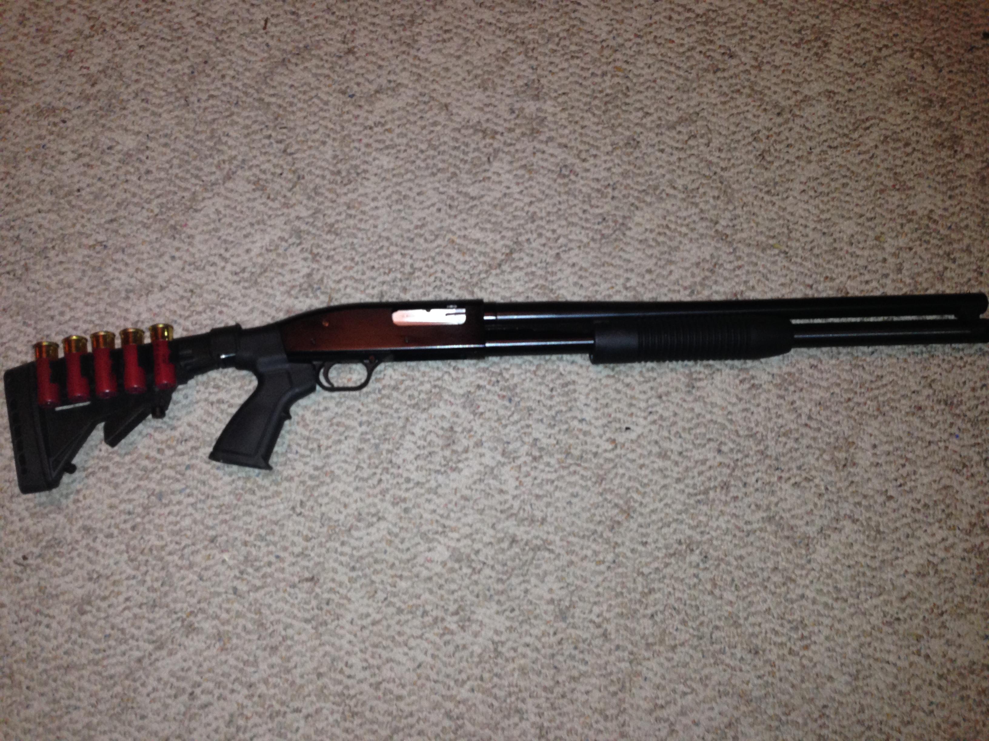 Saltys Gun Review Mossberg