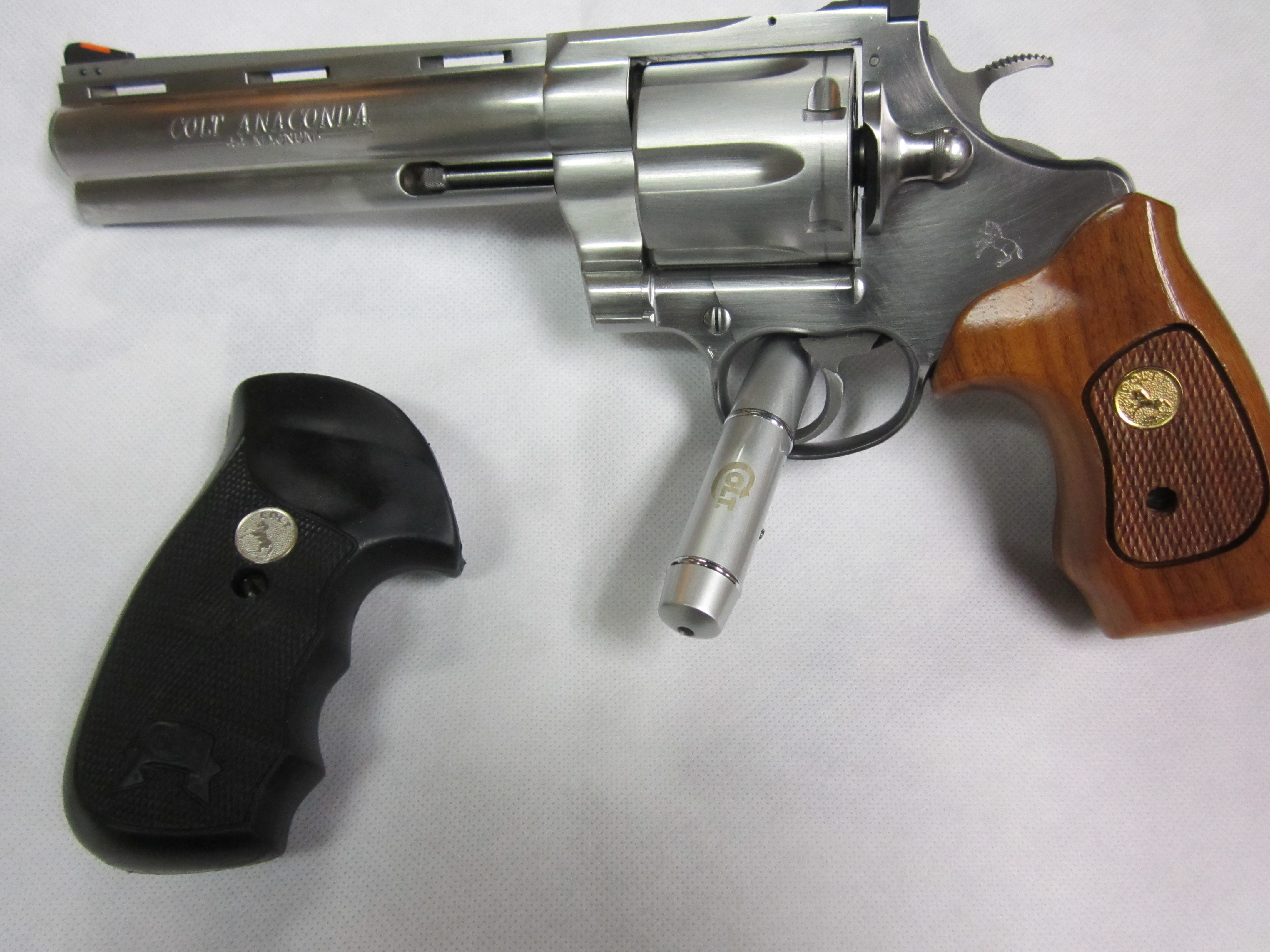 Any interest in a Colt Anaconda  44 Magnum? Minty condition!