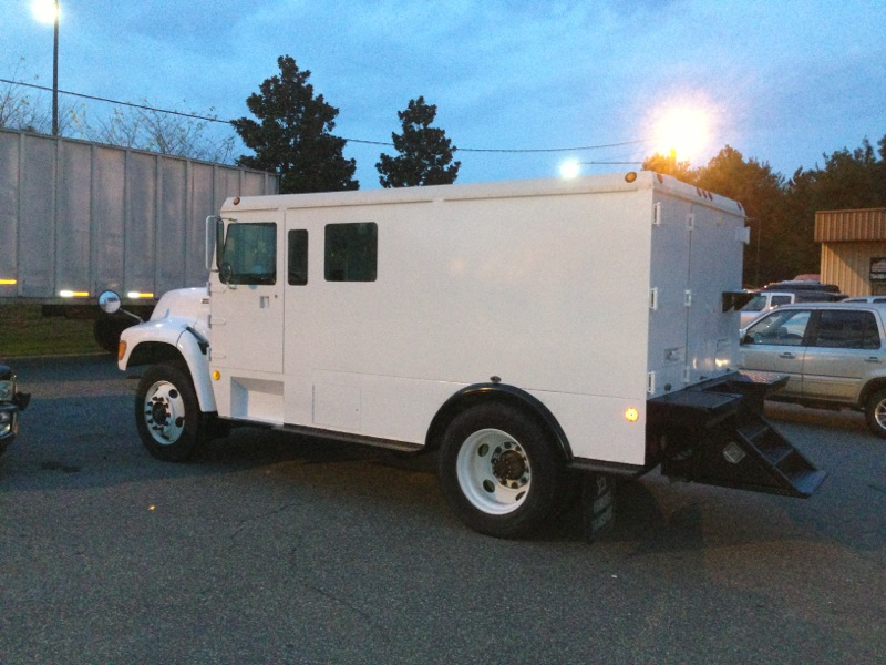Retired SWAT Armored Vehicle for sale