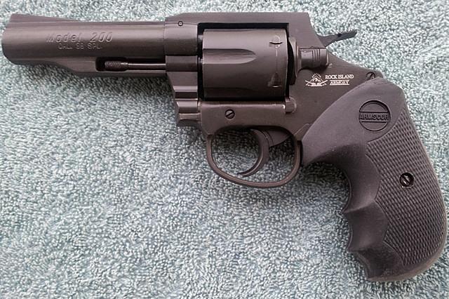 Rock Island Armory Revolver Review
