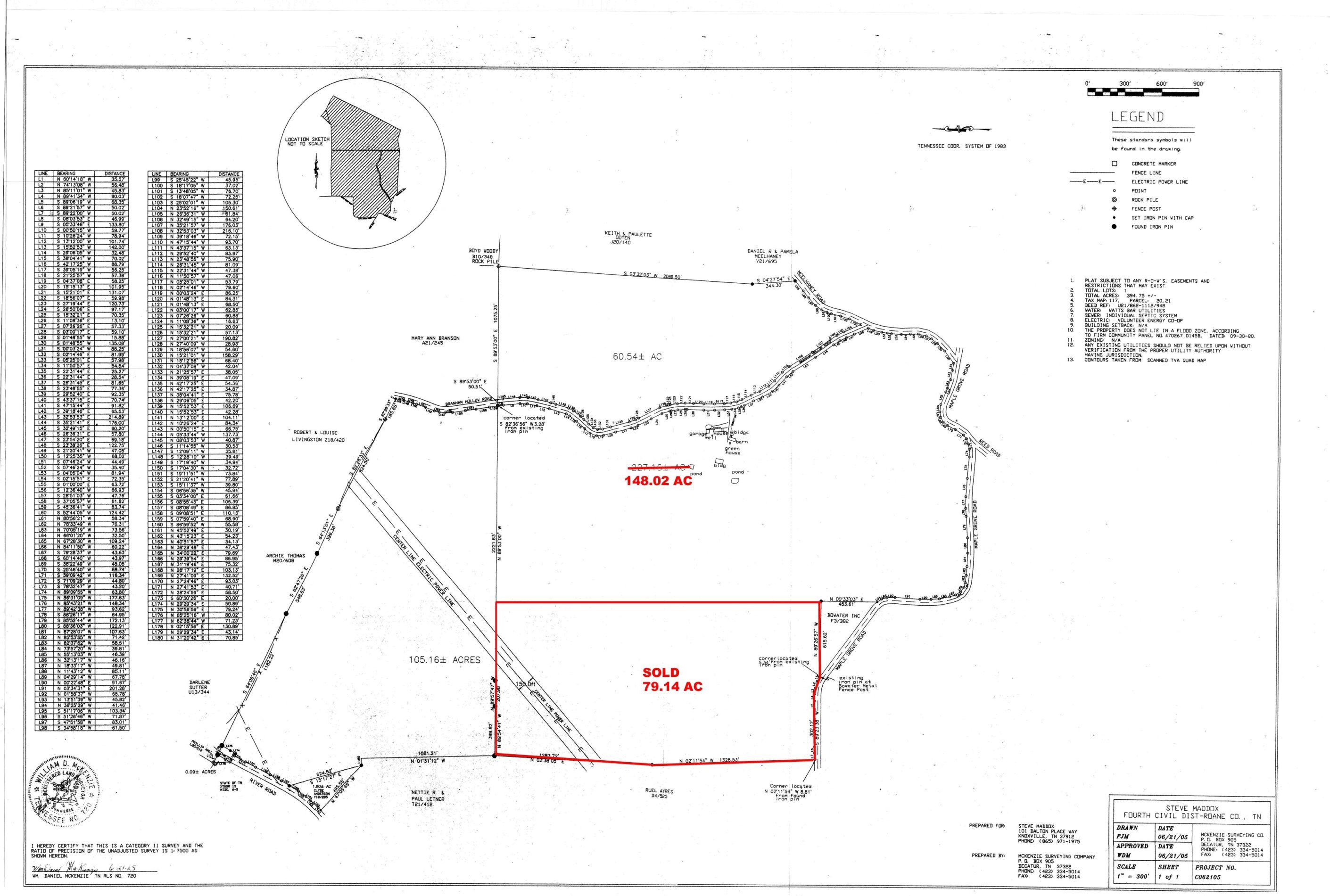 Will sell BOL house + acreage East TN-maple-grove-riverview-farms-survey.jpg