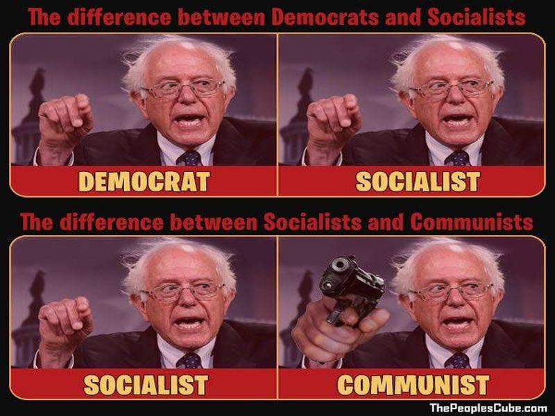 Difference between Demoncrats and Socialists-meme4.jpg