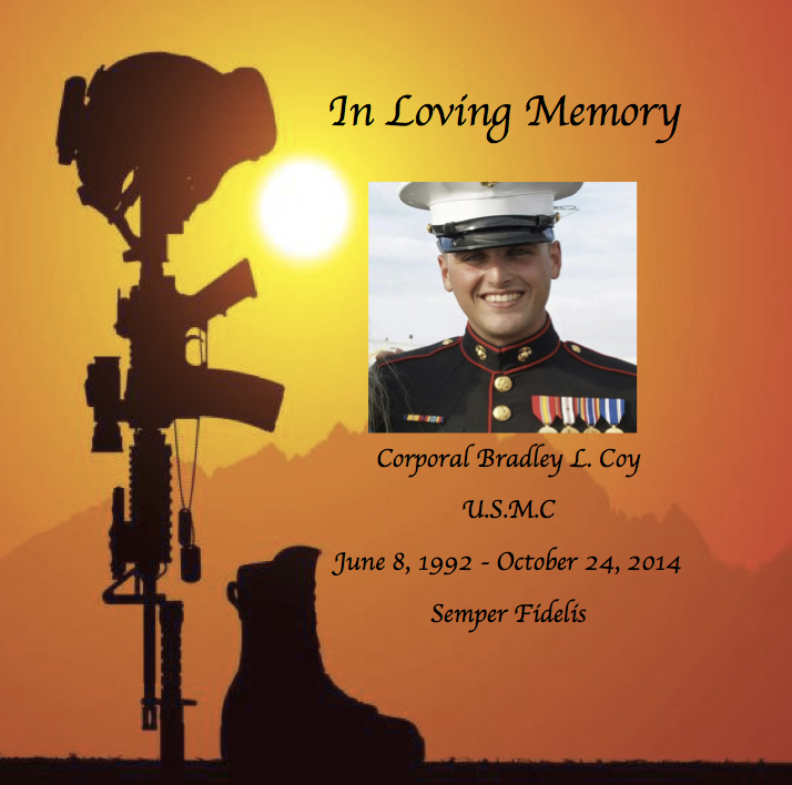 Corporal Bradley Lawrence Coy ...the final roll call...-memorial.jpg
