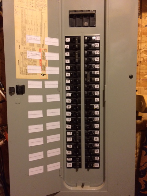 Generator Wiring Instructions For A Residential Electrical Panel