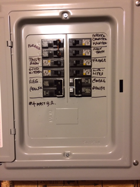 Generator Wiring Instructions For A Residential Electrical