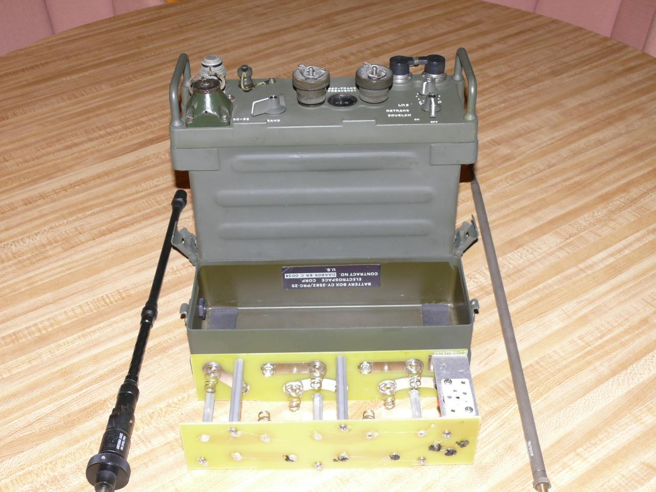 WTS PRC-77 radios