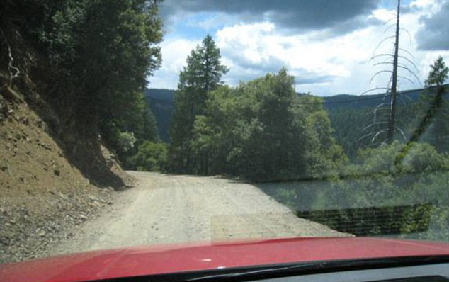 SHTF Scenario What Would You Do if...?-road.jpg