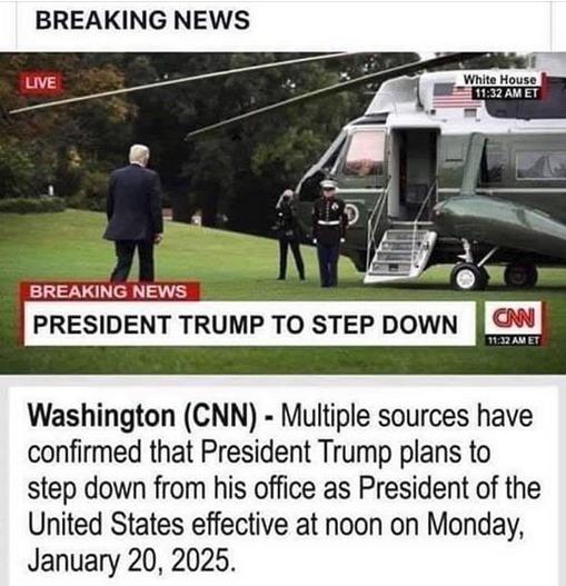 President Trump to Step Down - CNN-stepdown.png