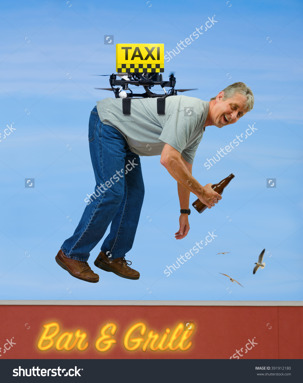 Passenger Drone Anyone?-stock-photo-humorous-image-drone-taxi-flying-through-air-carrying-drunk-man-over-ba.jpg
