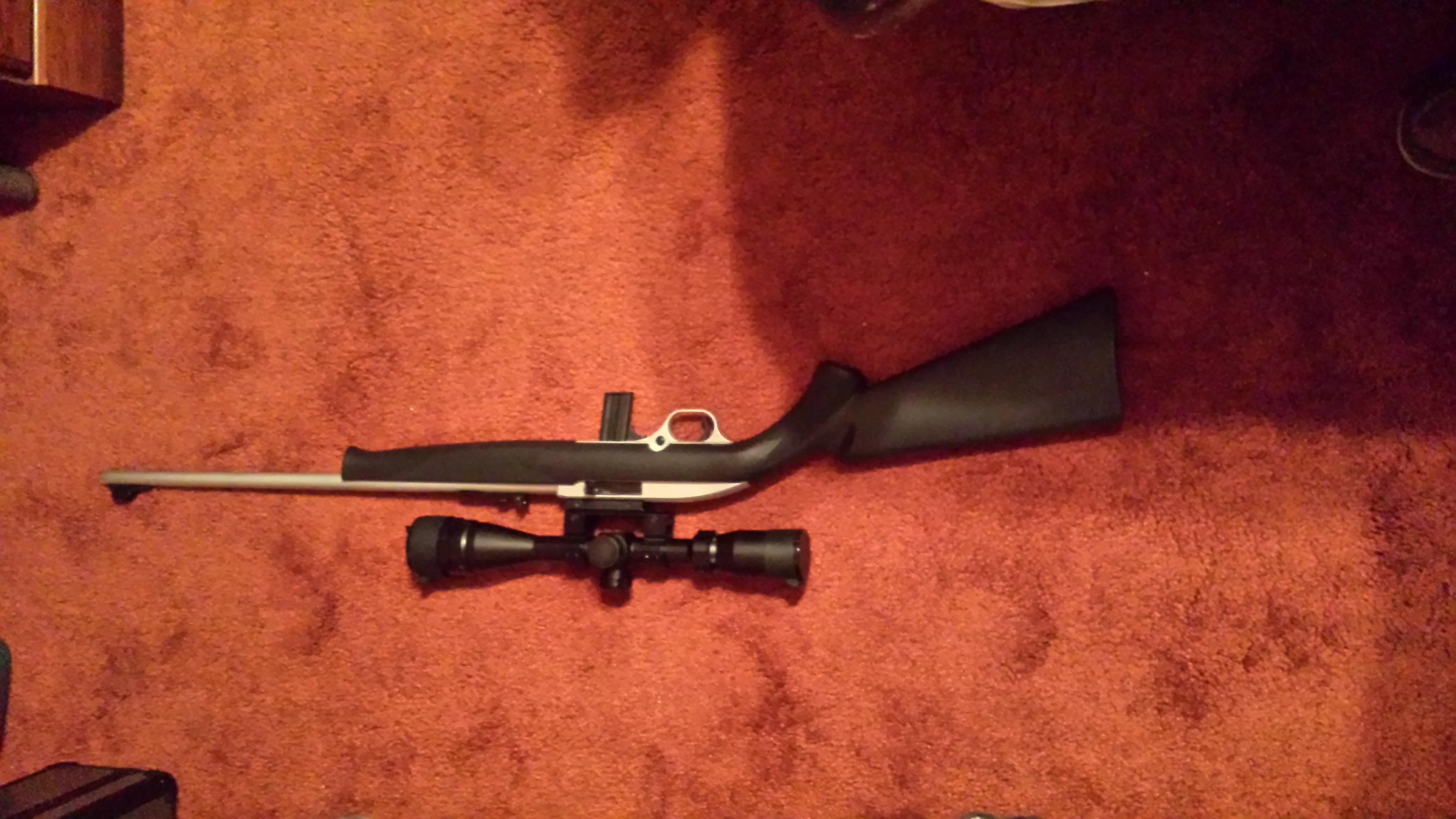 D Salty S Gun