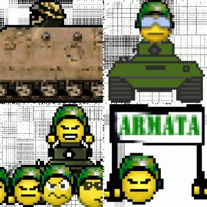 PrepperForum Smilies - Armata