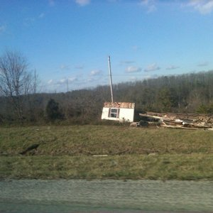 East Bernstadt Tornado 2012 3-2-2012 - This was the tornado that was in east bernstadt kentucky on friday march second 2012 3-2-2012