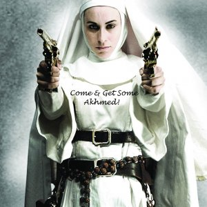 Nun with guns   for akhmed